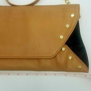 Steve Madden Bags - Steve Madden studded envelope shoulder purse